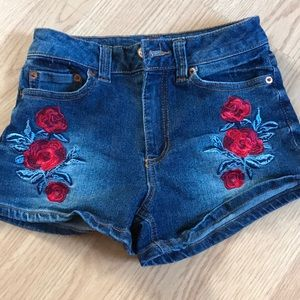 Almost Famous Women's Jeans Shorts Size 0